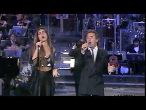 Albano e Romina Power - Oggi sposi - Sanremo 1991.m4v