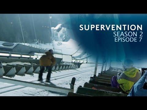 The Making of Supervention - S2:E7 - Never Been So Scared - Jesper Tjäder, Anders Backe [HD]