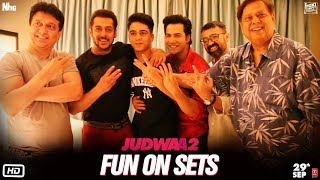 Judwaa 2 | Fun On Sets