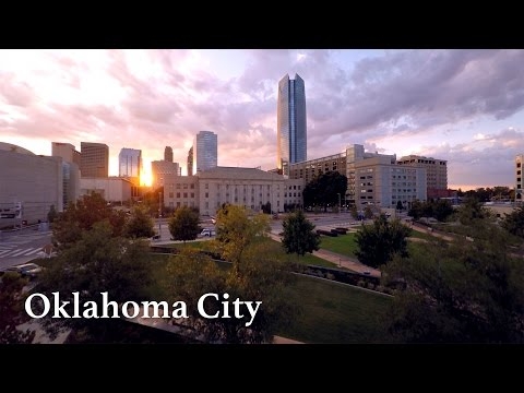 Oklahoma City by Drone in 4K - UCZfGV0R-bBUx7RNqxPMBn3Q