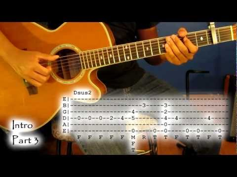 "How to play ""I Won't Give Up"" by Jason Mraz (Tabs)"