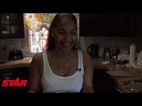 IN THE KITCHEN: Shenseea's stewed chicken and white rice