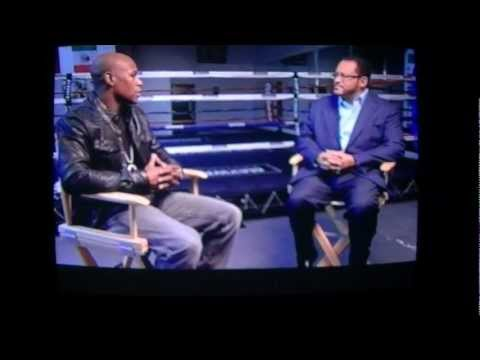 Floyd Mayweather Jr: Speaking Out (part 1)
