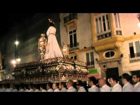 Cautivo Semana Santa Málaga 2012