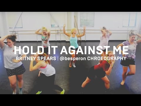 Hold It Against Me - Britney Spears (Dance) Brian Esperon Choreography - Music Video