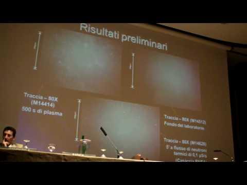 5 - Domenico Cirillo - Reazioni Piezonucleari nei Reattori Elettrolitici (5/6).mp4
