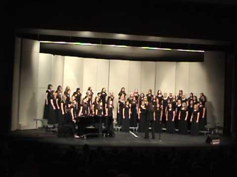 Kamiak Bel Canto Choir - 2009 Fall Concert - Remember Me By Christina Rossetti & Laura Farnell