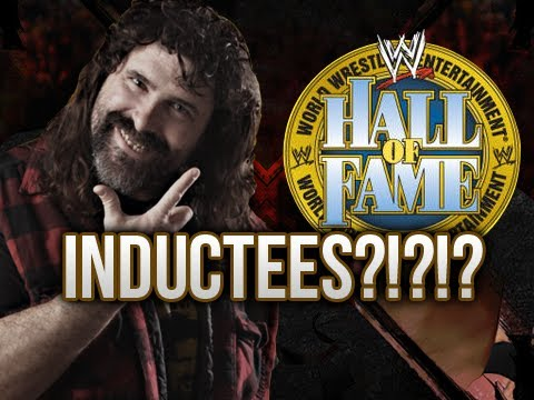 WWE Hall of Fame 2013 Inductees?!?!?!