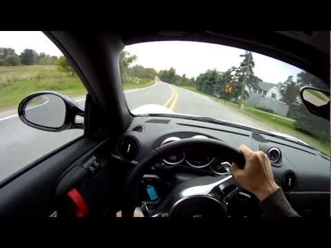 2012 Porsche Cayman R - WINDING ROAD Quick Drive
