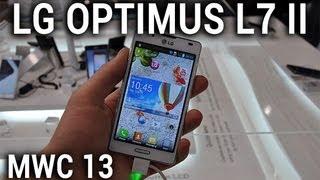 Vidéo : LG Optimus L7 II