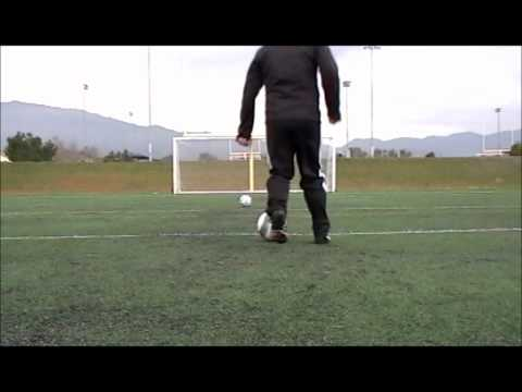 "Zinedine Zidane the "" D.ROLL"" football soccer move"