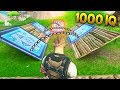 1000 IQ BOUNCER TRAP..!!!   Fortnite Funny and Best Moments Ep.132 (Fortnite Battle Royale)