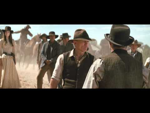 Cowboys & Aliens - Trailer 3
