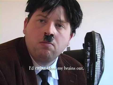 Reenactment #56: Downfall (aka the Hitler Bunker scene)