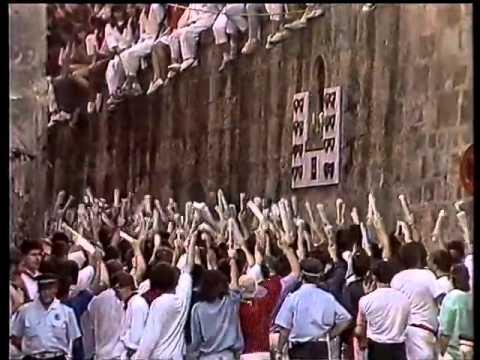 Encierro San Fermín   10 de julio de 1991 480p