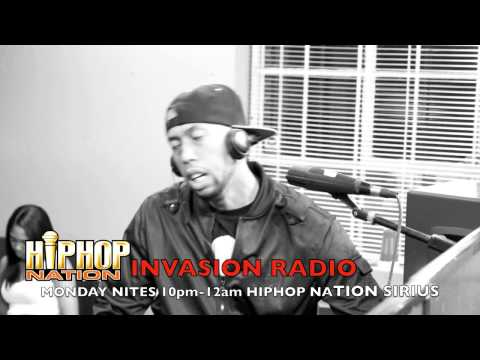 AFFION CROCKETT on INVASION RADIO PT.2 (IMPERSONATES CHRIS ROCK, KANYE WEST, JAYZ  AND MORE)
