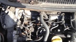 ДВС (Двигатель) в сборе Renault Scenic II (2003-2009) Артикул 50800688 - Видео