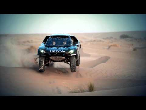 Peugeot 2008 DKR's Powerful Update For 2016 Dakar Rally