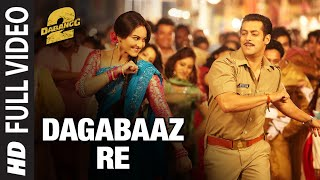 Dagabaaz Re Dabangg 2 Full Video Song ᴴᴰ  Salman Khan, Sonakshi Sinha