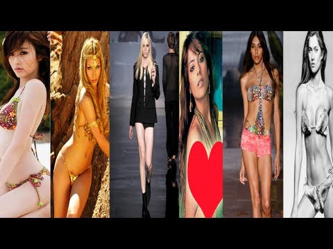 6 SEXY GIRLS WHO BORN AS BOYS