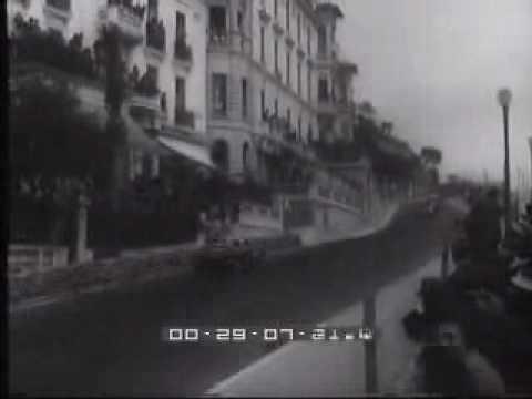 1935 Grand Prix di Montecarlo, Monaco