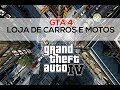 GTA IV | Loja de motos | Loja de carros.  - Xbox 360