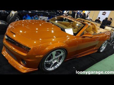 2011 Stitchcraft Camaro SS Convertible