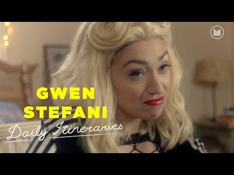 Gwen Stefani - Daily Itineraries ft. Melissa Villaseñor