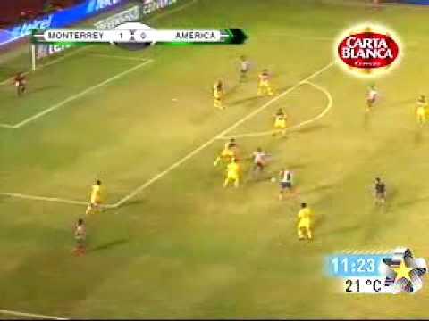 Rayados vs América  Gol de Aldo,  Poncho en la transmision de la RG.  La Afición.tv