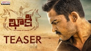 Khakee (The Power Of Police) Official Teaser