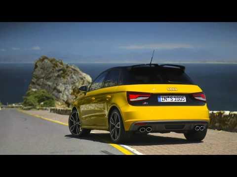 Audi S1 Sportback Standaufnahmen