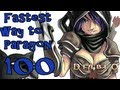 Diablo 3: Fastest Way to Paragon 100! INSANE xp!