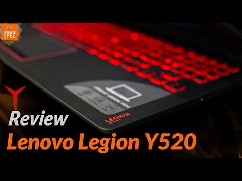 [Review] Lenovo Legion Y520 - Gaming Notebook การ์ดจอ GTX 1050 จอ IPS ที่คุ้มค่าน่าจัดที่สุด - UCpAQ8Up9IO7qG867etjxuZA