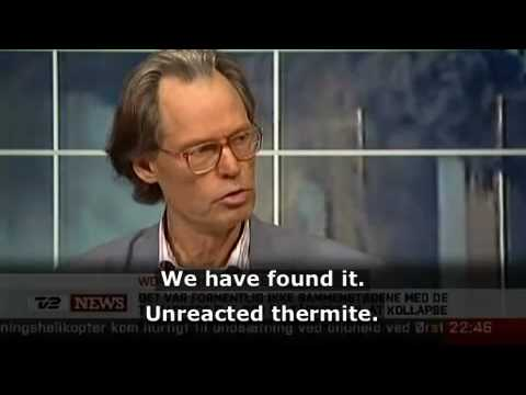 Scientist Proves Thermite Was Used in 911 WTC Controlled Demolition