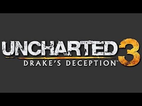 Uncharted 3 Airstrip Gameplay (HD 720p)