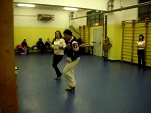 Stage di salsa con Marvin Ramos 15/02/09