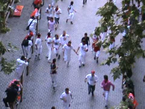 8º Encierro San Fermín 2009