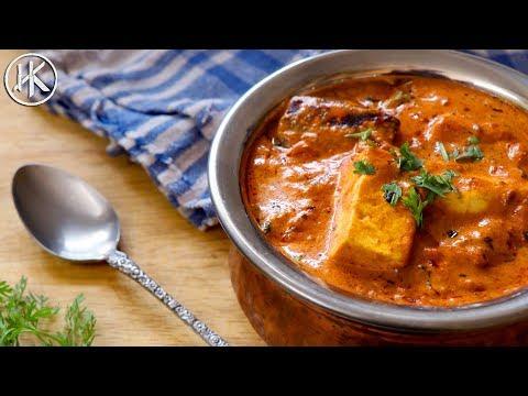 Keto Paneer Makhanwala | Keto Recipes | Headbanger's Kitchen