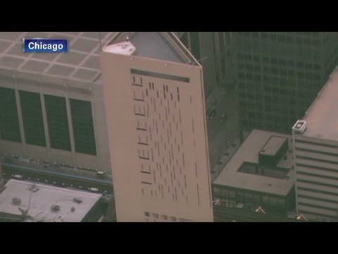 Inmates escape high-rise using sheets 12/20/2012