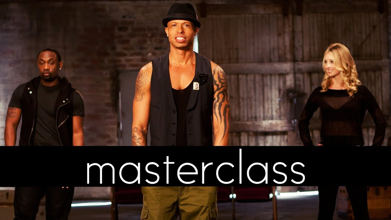 MASTERCLASS: JAMAL SIMS INSTRUCTIONAL PT 1 [DS2DIO]