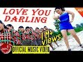 new nepali lok dohori 2073/2016 | love you darling - meghajan kadayat & purnakala b.c