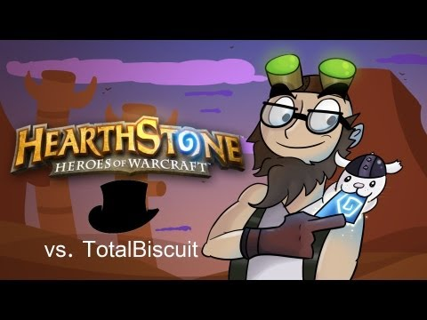 Hearthstone Smackdown: Northernlion vs. TotalBiscuit