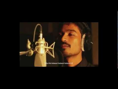Why this Kolaveri (DigiTally Remixed) 2012 - Dhanush