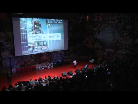 TEDxRio 20 - Viviane Cunha - Sustainable Architecture