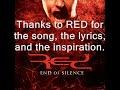 Фрагмент с конца видео - RED - already over