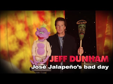 """José Jalapeño's bad day"" 