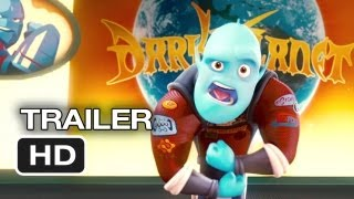 Escape From Planet Earth Official Trailer (2013) - Brendan Fraser, Sarah Jessica Parker Movie HD