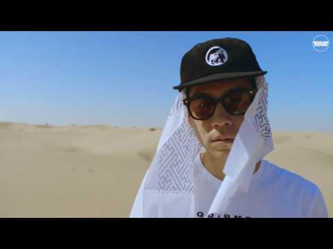 Dubai's Underground: Nosaj Thing x adidas Originals - UCGBpxWJr9FNOcFYA5GkKrMg