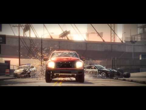 E3 2012 - Need For Speed Most Wanted de Criterion
