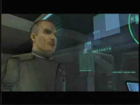 Halo Cutscenes - 02 - &quot;Pillar of Autumn: Bridge Scene&quot;